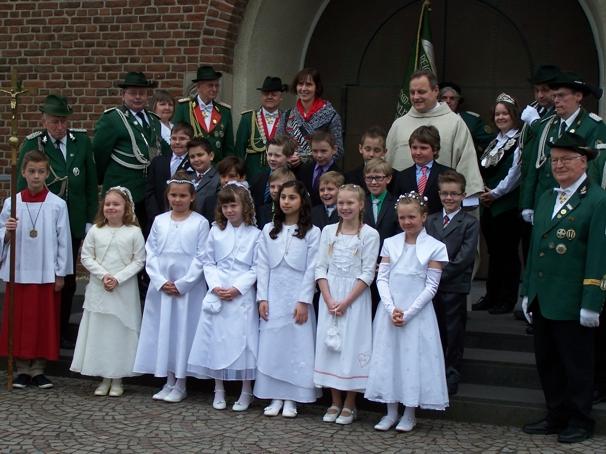 Erstkommunion 2013 in Huchem-Stammeln
