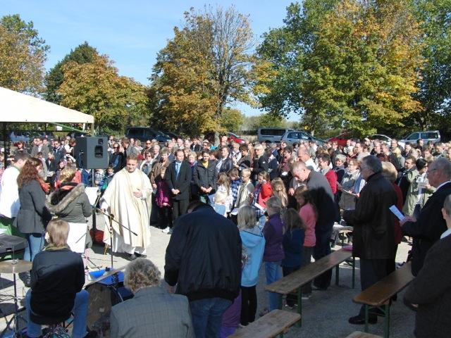 Am Sonntag feiern wir Erntedankfest in Oberzier