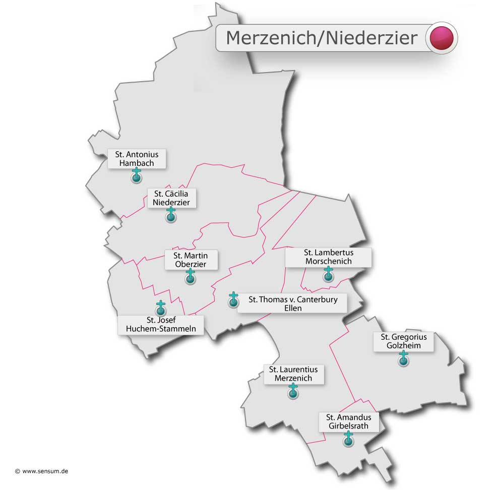 Der neue GdG – Rat Merzenich/Niederzier hat sich konstituiert