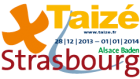 Taizé-Treffen in Straßburg