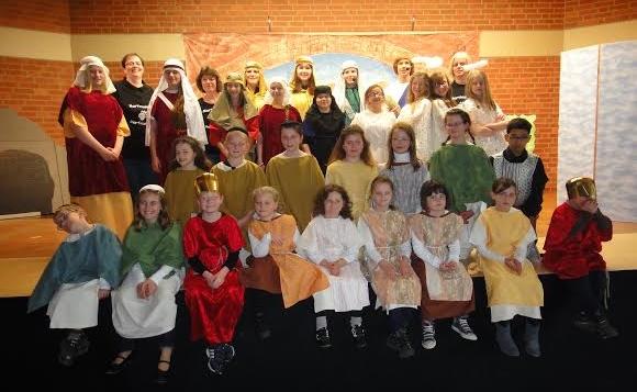 """Kindermusical """"Das Urteil – Jesus und Pilatus"""" war ein toller Erfolg"""