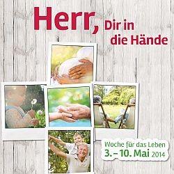 """""""Woche für das Leben 2014"""" in Erfurt eröffnet"""