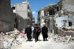 Terror und Vertreibungen im Irak