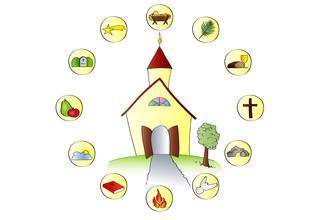 Umstellung der Messzeiten zum neuen Kirchenjahr