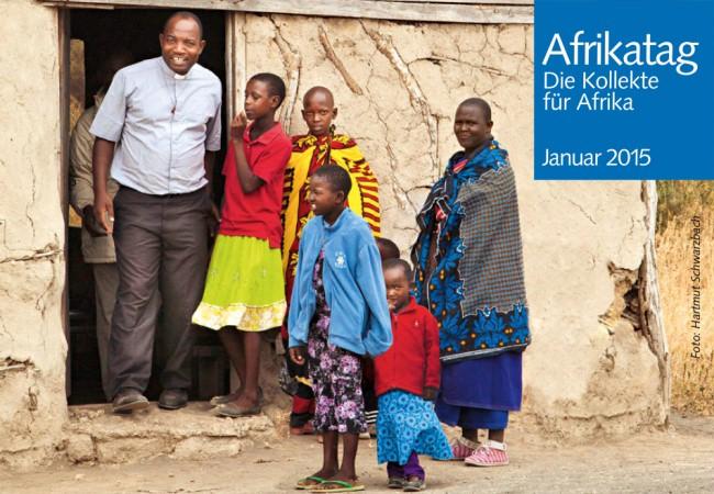 Afrikatags-Kollekte in allen katholischen Gottesdiensten