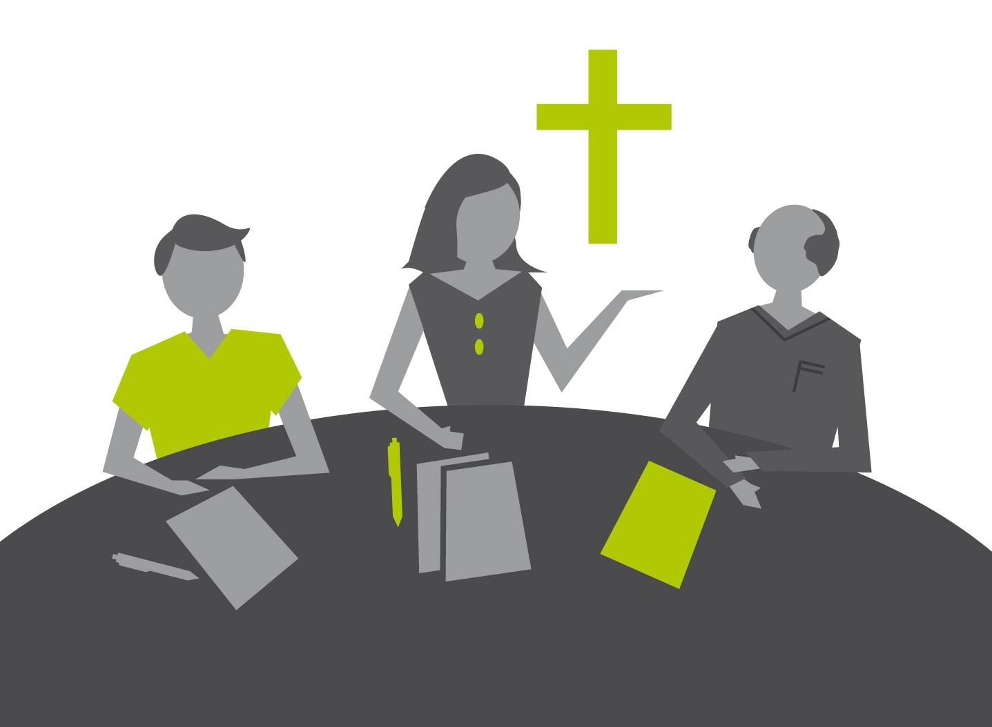 """Arbeitsgruppe stellte die Ergebnisse des KIM-Prozesses für die Pfarre """"Christus unser Friede"""" in Kohlscheid vor"""