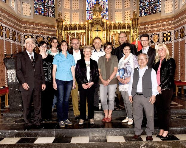 Pfarreirat St. Cäcilia Niederzier