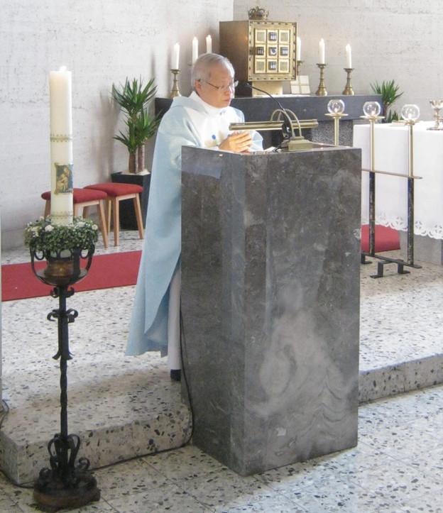 Pfarrer Vinzenz Nguyen van Tung
