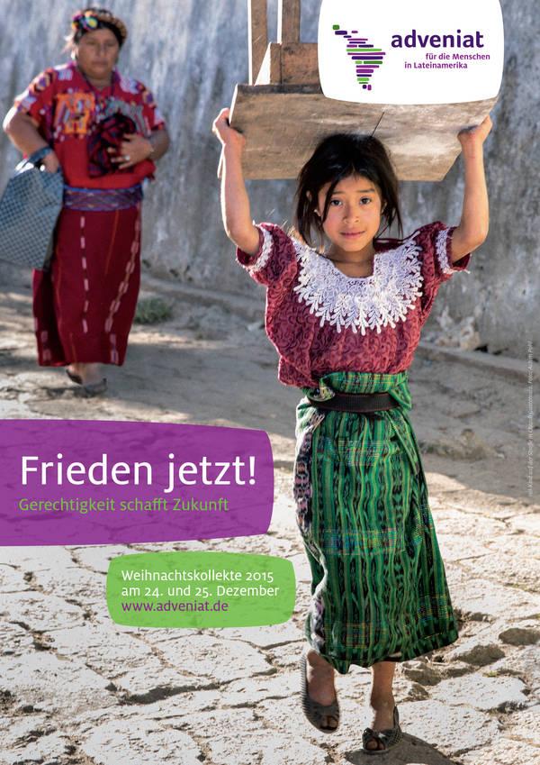 Aufruf der deutschen Bischöfe zur Adveniat-Aktion 2015