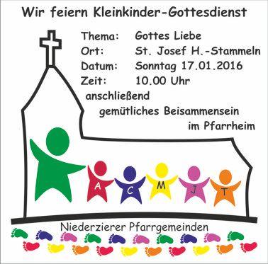 Kleinkindergottesdienst HuSta 2016