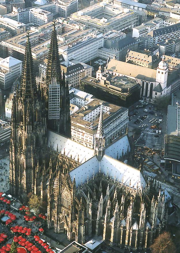 St. Martin Oberzier: Pfingstradtour nach Köln