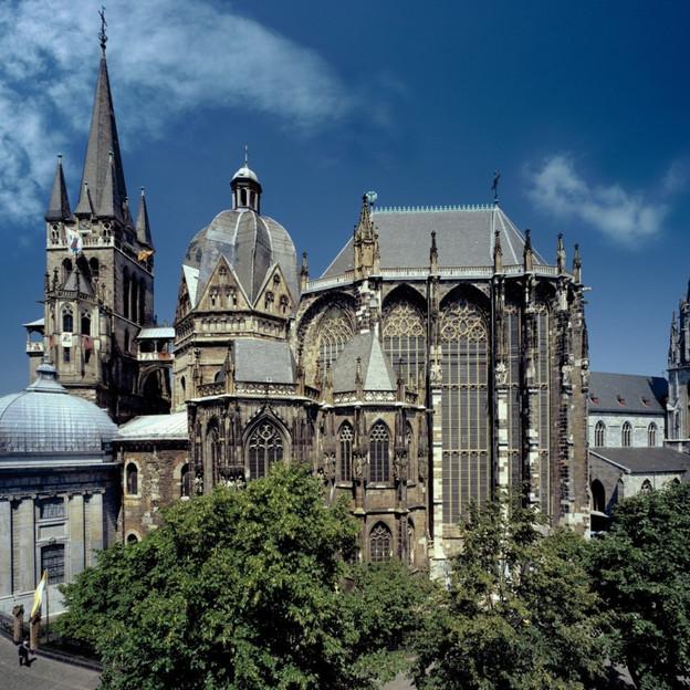 Gottesdienst zum 5. Fastensonntag aus dem Aachener Dom