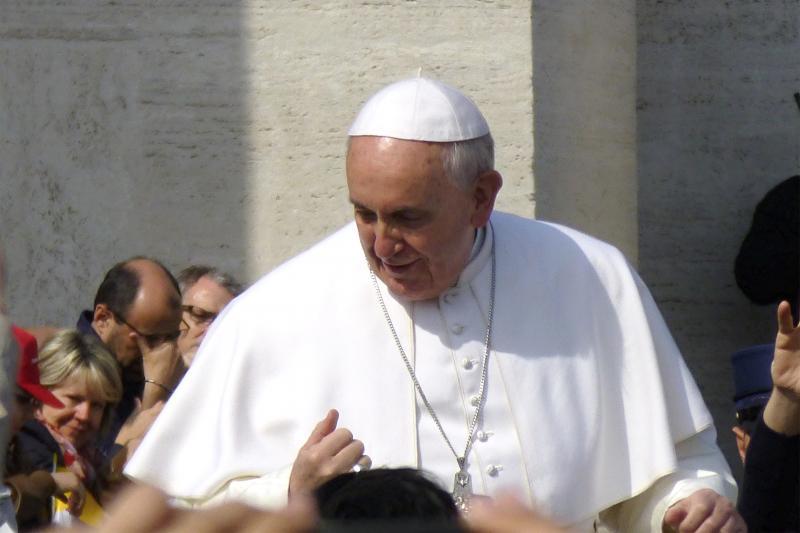 Durch das Jahr 2016 mit Papst Franziskus
