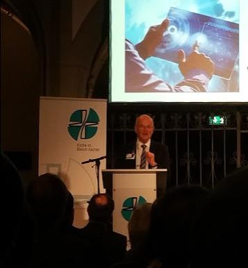 Veranstaltung des Bistum Aachens und des Domkapitels: Inspiration – Dialog – Engagement