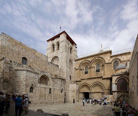 Wiedereröffnung der Grabeskirche in Jerusalem