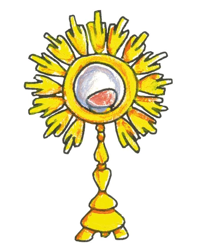 Unsere fünf Pfarrgemeinden feierten das Fronleichnamsfest in St. Cäcilia Niederzier