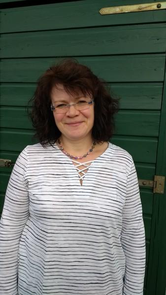 Unsere neue Pfarrsekretärin Sabine Thielen stellt sich vor