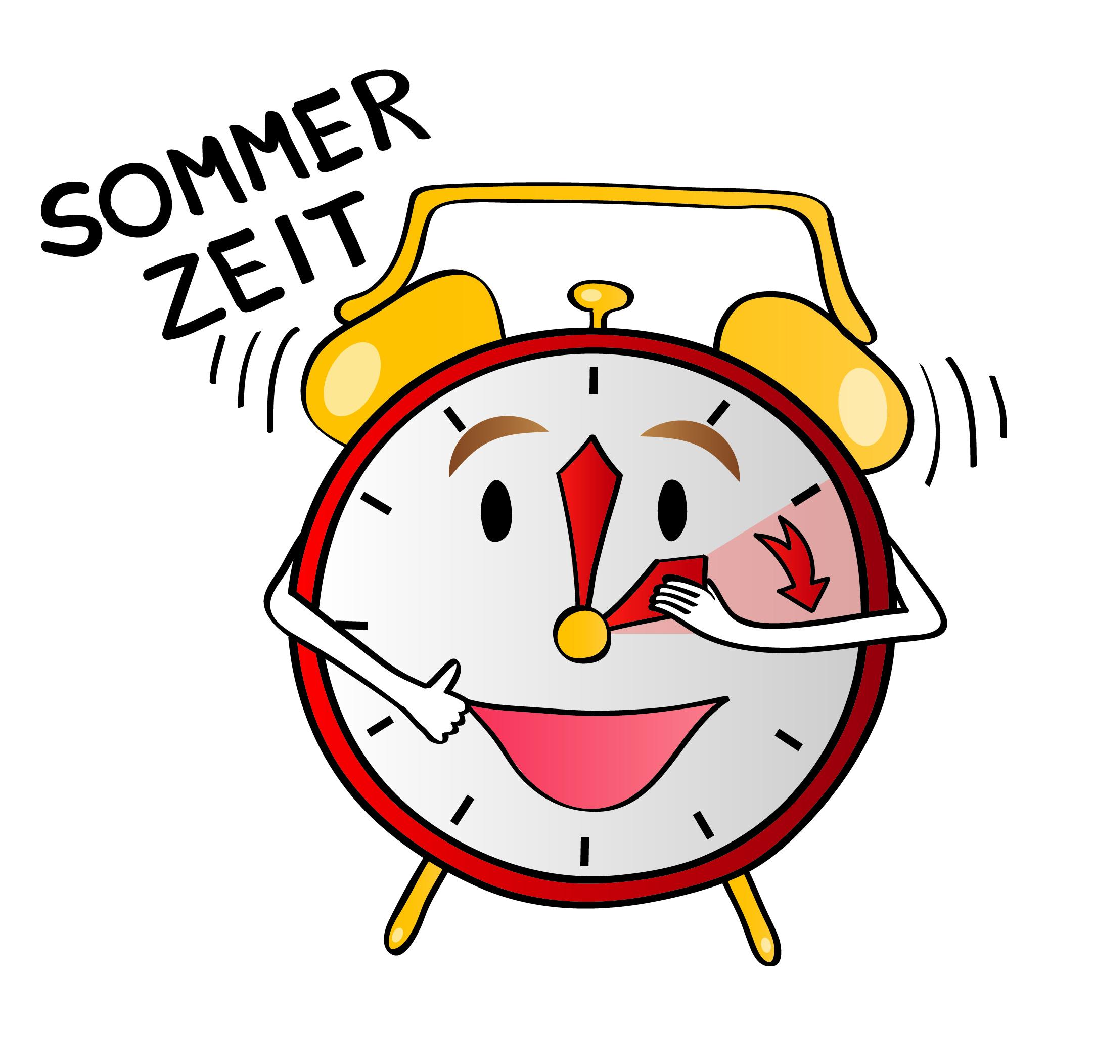 Nicht vergessen: Beginn der Sommerzeit am 29. März
