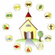 Umstellung der Messzeiten mit Beginn des neuen Kirchenjahres (Leseordnung A)