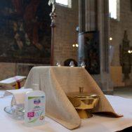 Wir feiern wieder Gottesdienst – Ansprache unseres Pfarrers Andreas Galbierz