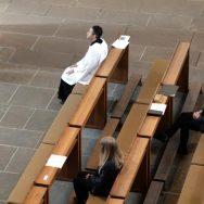 Es gibt wieder ein wenig Normalität im Kirchenalltag unserer Kirchengemeinden
